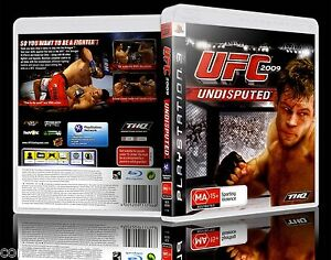 Ps3 Ufc Undisputed 2009 09 Ma Ultimate Fighting Championship