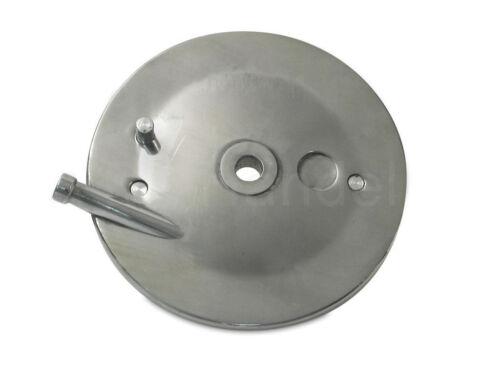 SR4-2 Simson Bremsschild vorn Ankerplatte poliert KR51//1