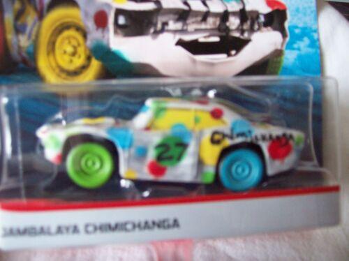 Jambalaya Chimichanga Disney Pixar Cars 2020 new  release Thunder Hollow