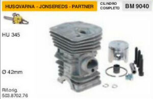 503.8702.76 Cylinder & Piston Chainsaw Husqvarna Apps Hu 345 Ø 42 ...