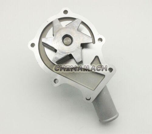 New Water Pump for Kubota F2400 FZ2100 FZ2400 Front Mowers