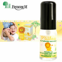 Baby Perfume Natural Organic Cologne Parfum Fragrance Oil Samples P'titbou 0.5oz