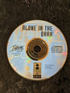Alone in the Dark (1994) (3DO, 1994) Disc Only