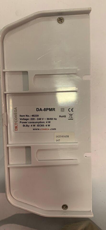 Husantenneforstærker, DKT COMEGA DA - 8 PMR amplifier