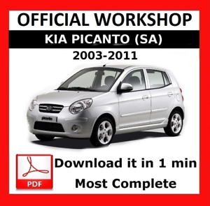 Official workshop manual service repair kia picanto i 2003 2011 image is loading gt gt official workshop manual service repair kia asfbconference2016 Choice Image