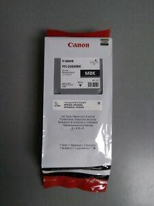 Canon-PFI-206MBK-5302B001AA-Pigment-Ink-Tank-imagePROGRAF-iPF6400-300ml