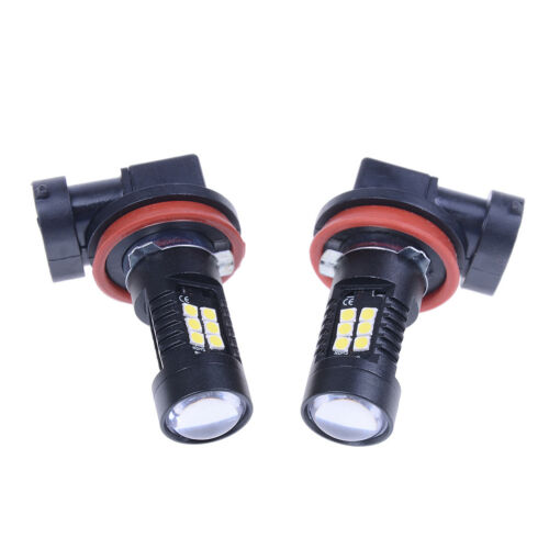 2x h8 h11 6000k 30w high power led fog driving light canbus lamp bulb MC