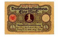 GERMANY Allemagne Billet 1 MARK 1920 P58 BON ETAT