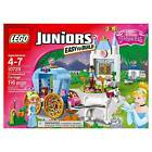 Lego Juniors Cinderellas Carriage 10729 Construction Set Easy to Build Gift