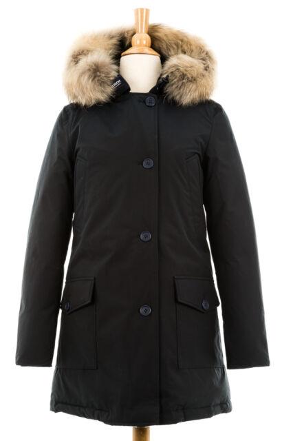 Woolrich Men S Arctic Parka Df Wo1674 Red L For Sale Online Ebay