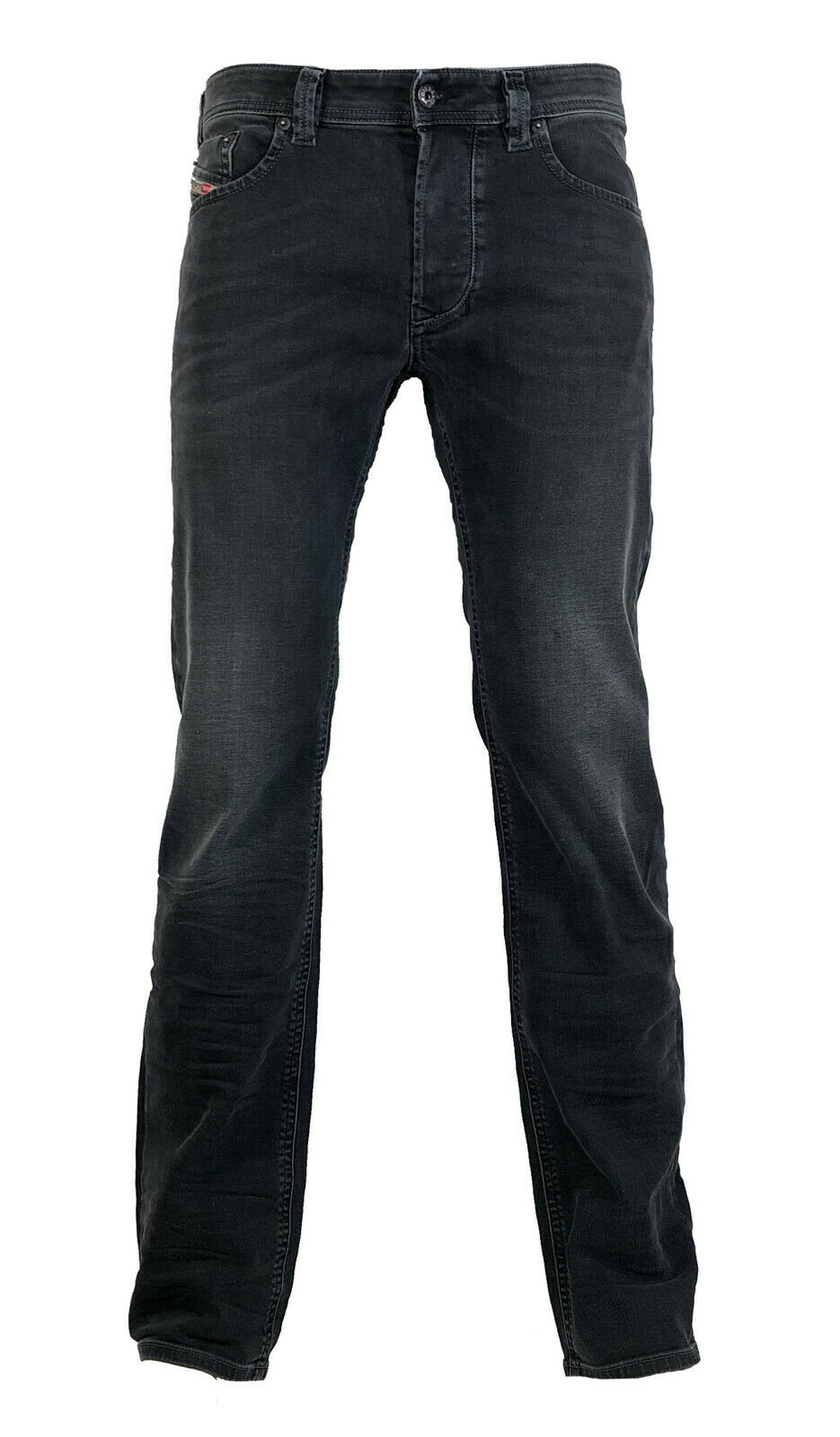 Diesel  Straight Cut  Stretch Jeans LARKEE R9F66 anthrazit  Gr. 31 32 NEU