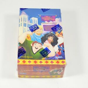 1996 SkyBox Disney/'s Hunchback of Notre Dame Trading Card Boxes 3 Boxes