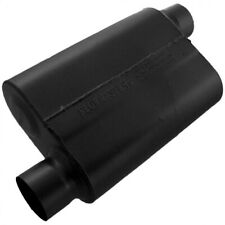 43043 Flowmaster Muffler New For Chevy Ram Truck F250 F350 Suburban Oval 1500 Fits Mustang