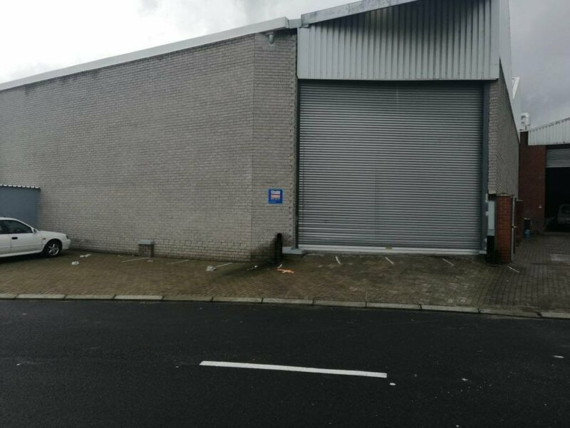 500m2 Industrial Warehouse - Factory Warehouse To Let in Saxenburg Park