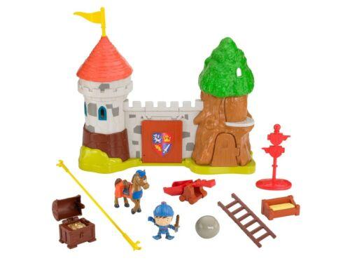 Kleinkindspielzeug Mattel Fisher Price BDN31  Mike der Ritter Schloss Glendragon Neu/OVP