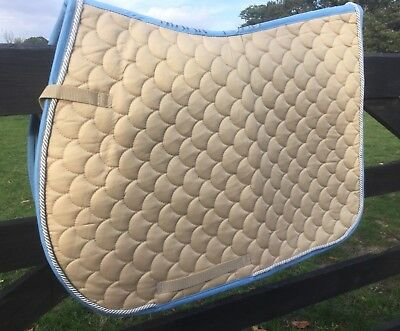 Mark Todd Super Cotton Hi Wither Saddlery And Equipment Saddle Pad GP