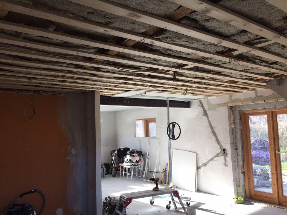 Handyman/håndværker, tiltrædelse Nu