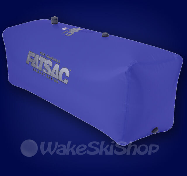 FLY HIGH PRO X SERIES FAT SAC WAKEBOARD SURF BOAT BALLAST BAG 750LBS blueE - W707