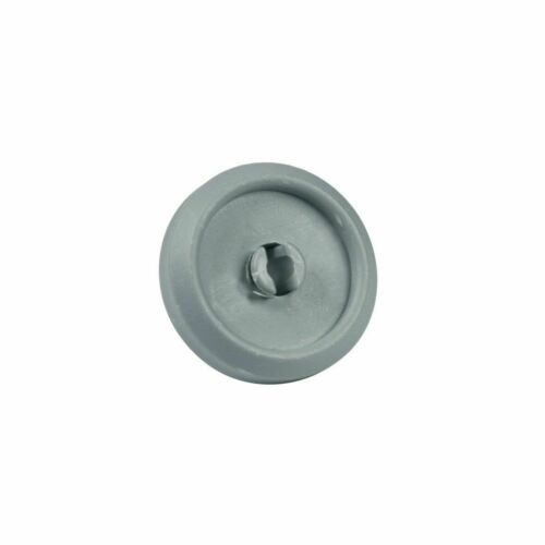 FITS MIELE DISHWASHER LOWER BOTTOM BASKET WHEEL /& AXLE PACK OF 3