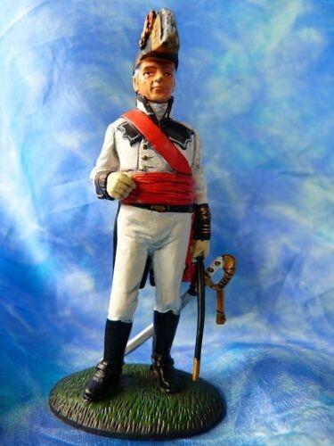 Général Castanos duc de Bailen 1808 Soldat de plomb 1er empire DELPRADO