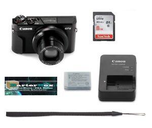 Sale Canon Powershot G7 X Mark II / G7x M2 Digital Camera...