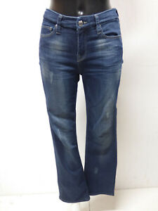 sommerliche Jeans Stretch-Hose Trend-Jeans Used-Look Damen Alt Rosa sheego WOW