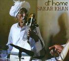 At Home [Digipak] by Sakar Khan (CD, 2012, Amarrass Records)