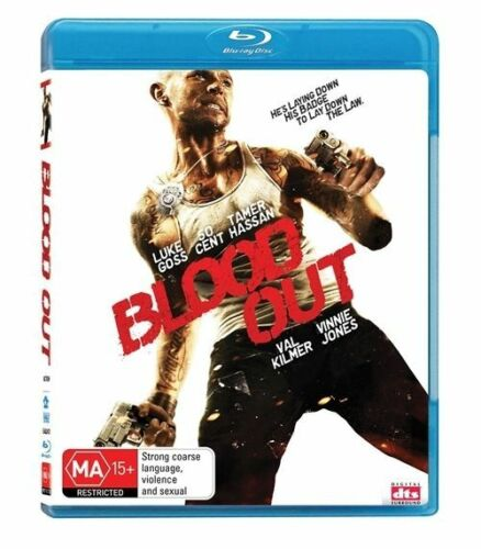 1 of 1 - Blood Out (Blu-ray, 2011) ACTION [Region B] New/Sealed