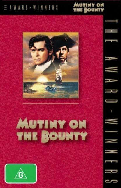 Mutiny On The Bounty (DVD, 2004)B16-AP18-LIKE NEW