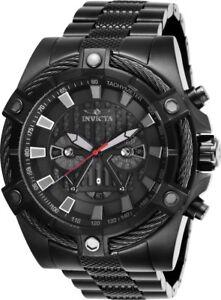 Invicta-27217-Star-Wars-Men-039-s-Chronograph-52mm-Black-Tone-Darth-Vader-Watch
