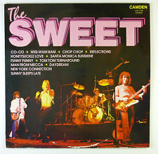"12"" LP - The Sweet - Same - B4677 - washed & cleaned"