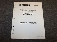 2009 Yamaha Raptor 90 Four 4 Wheeler ATV Quad Shop Service Repair Manual