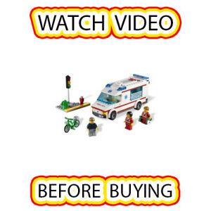 Lego-Ambulance-Set-4431-Town-City-Hospital