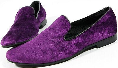 GIORGIO BRUTINI Purple Velvet Smoking