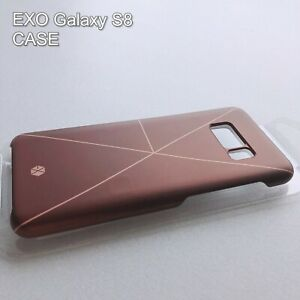 premium selection 58563 40054 Details about [SM Entertainment] EXO Smart Cover for Samsung Galaxy S8 with  Photocard Kpop
