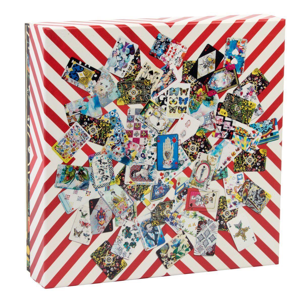 Christian Lacroix Maison De Jeu Double Sided 250 piece Jigsaw Puzzle