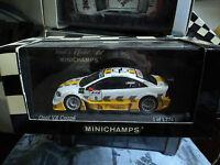 Minichamps 1/43 Opel V8 Coupe DTM 2001 #8 Y. Olivier