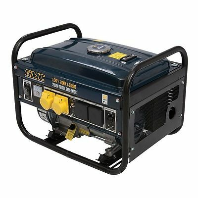 GMC Generator GGEN2000 Petrol Generator 2000 Watt