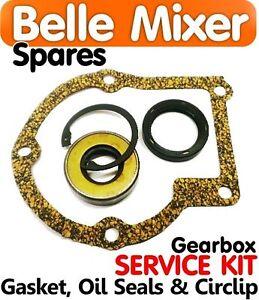 Service Kit Oil Seal Gasket Belle Cement Concrete Mixer Drum Shaft Spares Parts Ebay