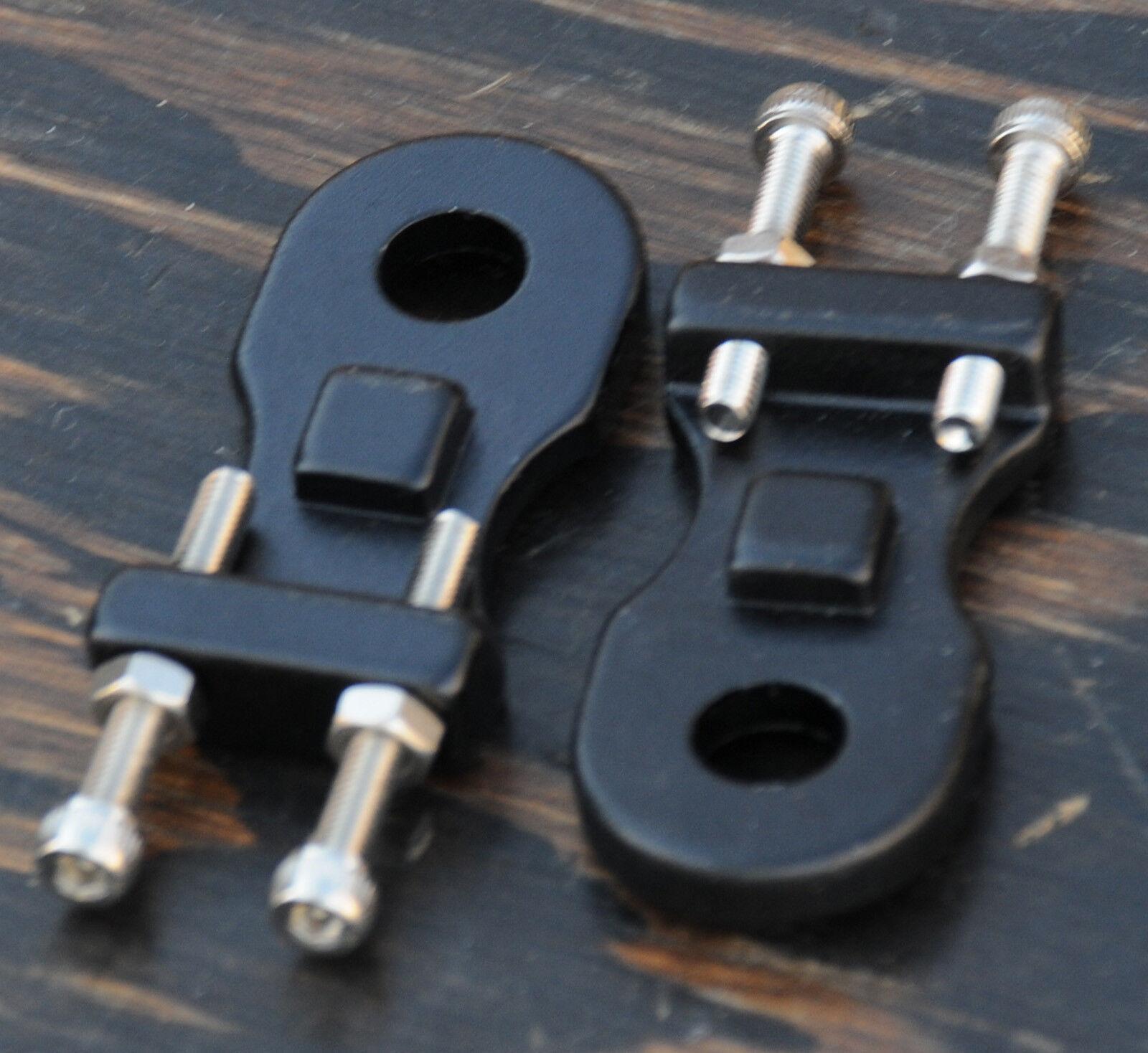 10mm Old School Chain Tensioner Adjuster BMX Track Fixie Pocket Motor Bike 3//8