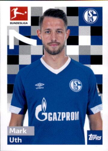 TOPPS Bundesliga 2018/2019 - Sticker 241 - Mark Uth