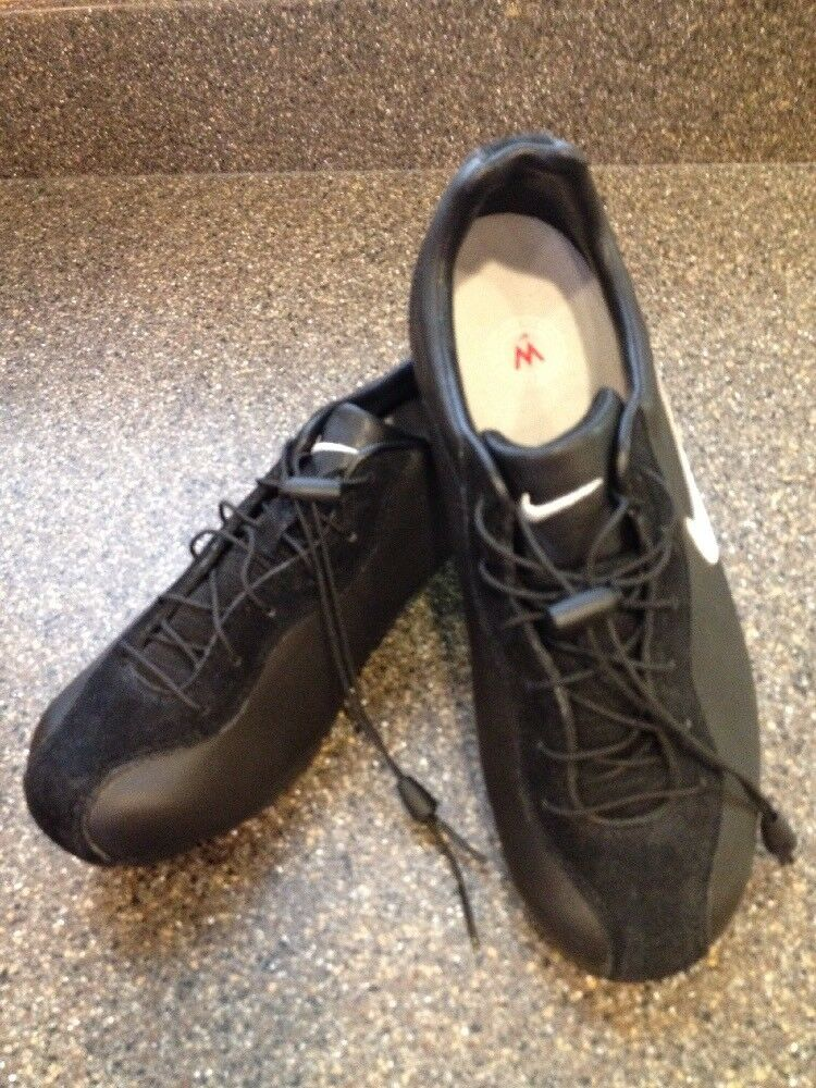 NEW Women's Sz US 8 NIKE Pedali Combo Running Track Shoes Black/White *S13 Great discount