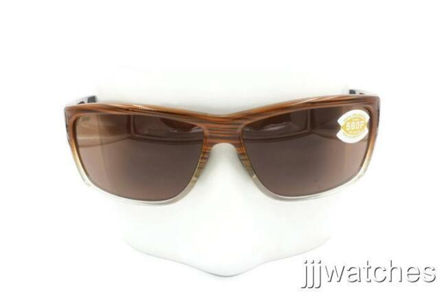 48cb593b7d56 New Costa Del Mar Mag Bay Sunglasses Polarized Cooper 580P Lenses AA 81 OCP  $169