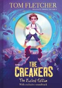 The-Creakers-The-Musical-Edition-Book-and-Soundtrack-9780241380154-Brand-New
