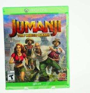 Jumanji-The-Video-Game-Xbox-One-Brand-New
