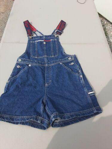 Vintage Tommy Hilfiger Tommy Jeans Bib Overalls Sh