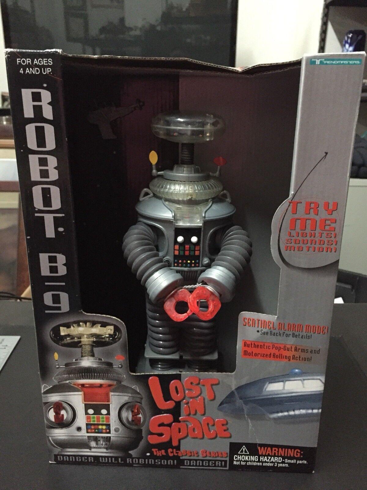 1997 Lost in spazio The classeic Series Robot B9