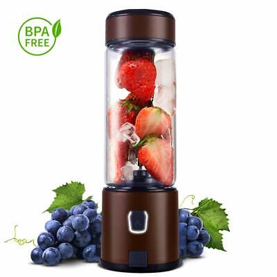 Personal Blender for Shakes & Smoothies Juicer Cup Rechargeable Travel Blender | eBay