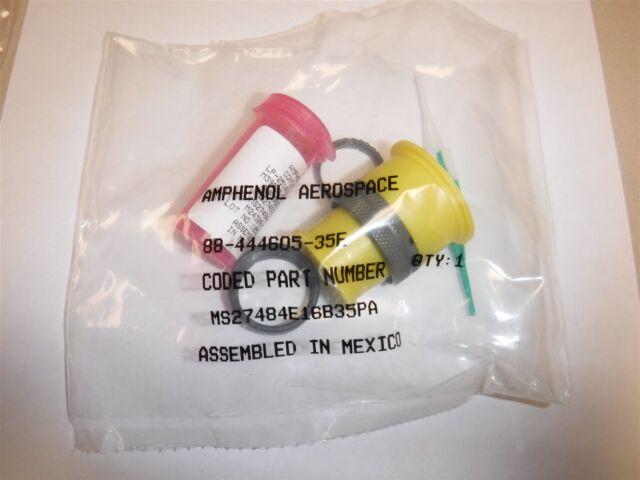 Amphenol Part Number MS27484E18B11P
