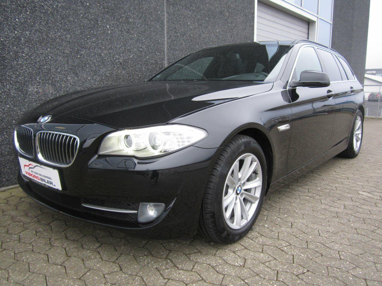 BMW 520d 2,0 Touring aut. 5d - 379.500 kr.